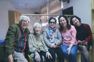 Không nên tẩm bổ quá nhiều cho người già